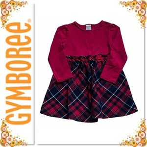 ❤️4 for $20❤️Gymboree Toddler Girl's Plaid Dress